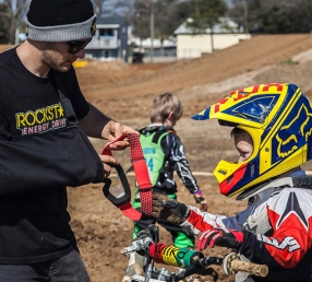 2015/02 Cooper Webb Training Camp